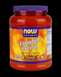 Eggwhite Protein от NOW Foods