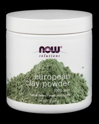 European Clay Powder от NOW Foods