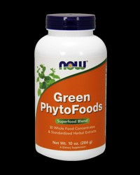 Green Phyto Foods от NOW Foods