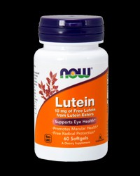 Lutein Esters 10 mg от NOW Foods