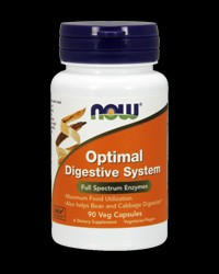 Optimal Digestive System от NOW Foods