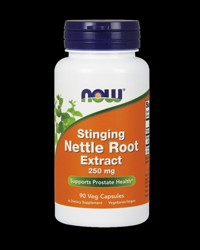 Nettle Root Extract 250 mg от NOW Foods
