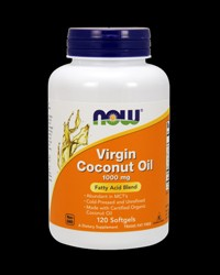 Virgin Coconut 1000 mg от NOW Foods