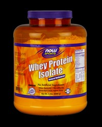 Whey Protein Isolate /Unflavored/ от NOW Foods