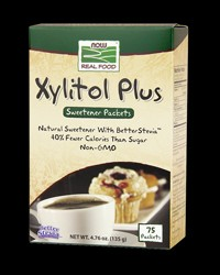 Xylitol от NOW Foods