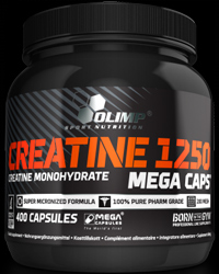 Creatine Mega Caps 1250 от Olimp