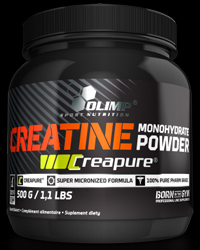 Creatine Monohydrate Powder Creapure от Olimp