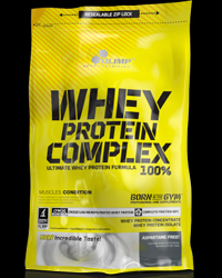 Whey Protein Complex 100% от Olimp