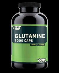 Glutamine Capsules от Optimum Nutrition