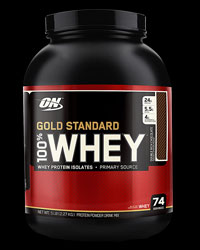 100% Whey Gold Standard от Optimum Nutrition