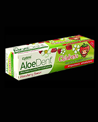 Aloe Dent Toothpaste Children's от OPTIMA HEALTH & NUTRITION