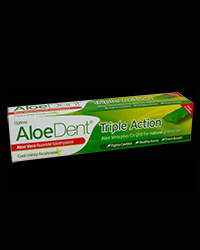Aloe Dent Toothpaste Triple Action от OPTIMA HEALTH & NUTRITION