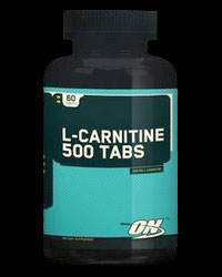 L-Carnitine 500 mg от Optimum Nutrition