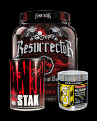 Performance Stack от Cellucor, Olimp, Universal Nutrition