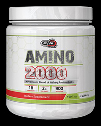Amino 2000 + Leucine от PURE Nutrition USA