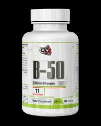 B-50 Complex от PURE Nutrition USA
