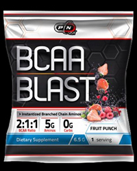BCAA Blast Powder от PURE Nutrition USA