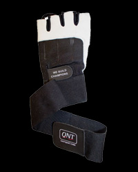 Manusi Fitness Gloves cu maner от QNT