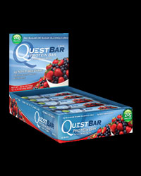 Quest Bar - Mixed Berry Bliss от Quest Nutrition