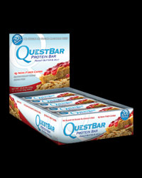 Quest Bar - Peanut Butter & Jelly от Quest Nutrition