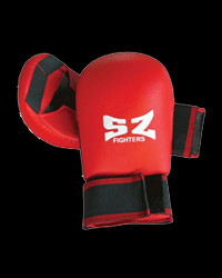 Karate Gloves Red от SZ Fighters