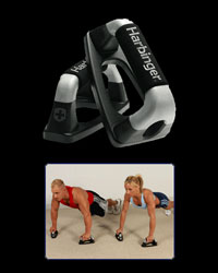 Handles for push-ups от Harbinger