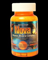 Nova One-A-Day Complex от Saturn Supplements