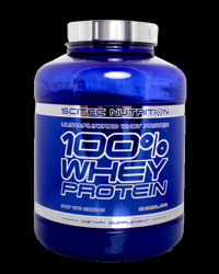 100% Whey Protein от Scitec Nutrition