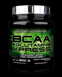 BCAA + Glutamine Xpress от Scitec Nutrition
