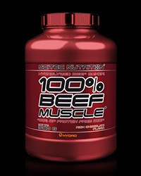 100% Beef Muscle от Scitec Nutrition