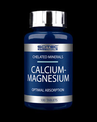 Calcium Magnesium от Scitec Essentials