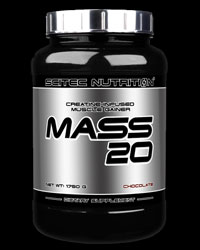 MASS 20 от Scitec Nutrition
