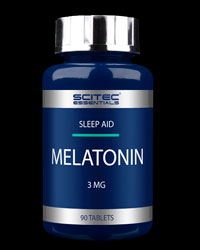 Melatonin 3 mg от Scitec Essentials