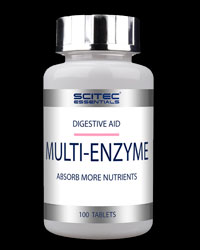 Multi Enzyme от Scitec Essentials