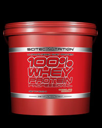 100% Whey Professional от Scitec Nutrition