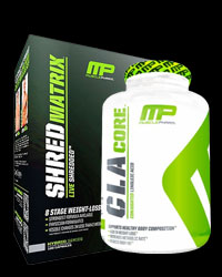 MP SHREDDED от Muscle Pharm