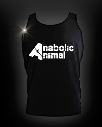 Tank Top - Anabolic Animal от Fit One