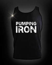 Tank Top - Pumping IRON от Fit One