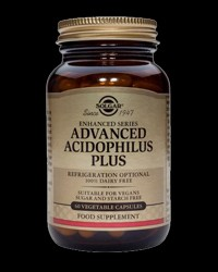 Advanced Acidophilus Plus от Solgar
