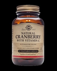 Cranberry Extract with Vitamin C от Solgar