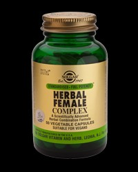 Herbal Female Complex от Solgar