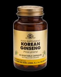 Korean Ginseng от Solgar