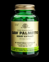 Saw Palmetto Berry Extract от Solgar