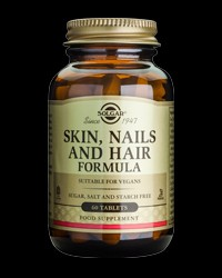 Skin, Nails and Hair Formula от Solgar