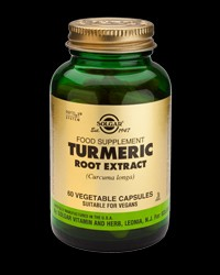 Turmeric Root Extract от Solgar