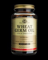 Wheat Germ Oil Cold Pressed от Solgar