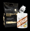 Kevin Levrone Anabolic Mass / Swedish Supplements EAA / FA Tribulus pentru diete