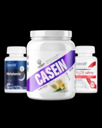 Casein Royal / + ZMA + Melatonin FREE от Swedish Supplements, OstroVit