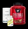 BSN Syntha 6 / Swedish Supplements Crevolution Magnum / OstroVit EAA 1150 pentru diete