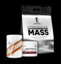 LevroLegendary Mass + Ostrovit Creatine Hcl + Swedish Glutamine pentru diete